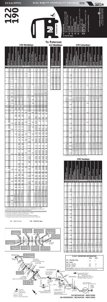 Nj transit 10 bus schedule pdf