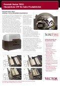Presstek Vector TX52 - Seite 2