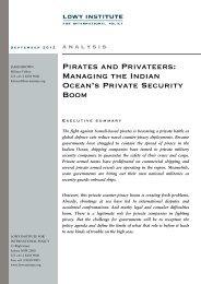 Pirates and Privateers - Nautilus International