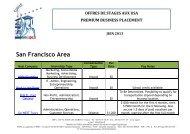 Les Offres de Stage de la semaine du 17 Juin 2013 - ISPA
