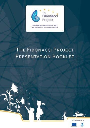 The Fibonacci Project Presentation Booklet - Anisn