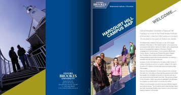 harcourt hill campus - Oxford Brookes University