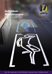 Individual-Markierungen (PDF 168KB) - Morf AG
