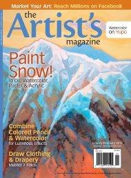 The Artist's Magazine, January/February 2012 - Artist's Network