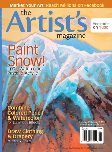 The Artist's Magazine, January/February 2012 - Artist's Network
