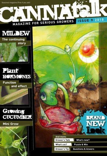 Issue 08 2010 - CANNAtalk