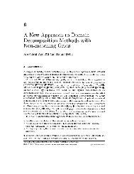 6 A New Approach to Domain Decomposition Methods with Non ...