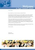 Ysgol Stanwell School Prospectus Prospectws - Page 3
