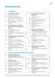 Thieme: Arbeitstherapie und ... - Georg Thieme Verlag