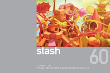 Washington DC Motion Graphics Festival 2009 - Stash