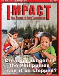 November 2009 - IMPACT Magazine Online!
