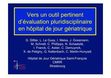 2OO9 APHJPA BC. Martin Atelier 1 Feuille Accueil HDJ