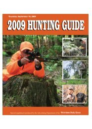 2009 Hunting Guide - Watertown Daily Times