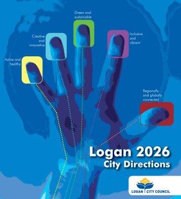 Logan 2026 city directions framework - Logan City Council