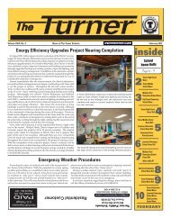 February 2012 - Turner School District USD #202