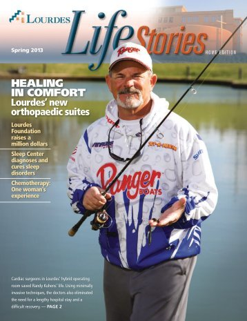 Life Stories Home Edition - Spring 2013