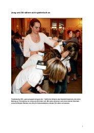 donaukurier.de, 08. Mai 2012 - Bayern ist ganz Ohr