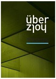 überholz - Universitätslehrgang für Holzbaukultur, 2013/14 - Gat