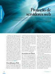 Proteção de servidores web - Linux New Media