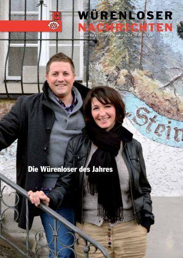 Würenloser Nachrichten 4/2012 - Gemeinde Würenlos