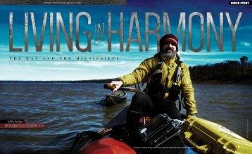 Living in Harmony - Quapaw Canoe Company