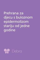 Brošura o prehrani – EB - Rijetke bolesti