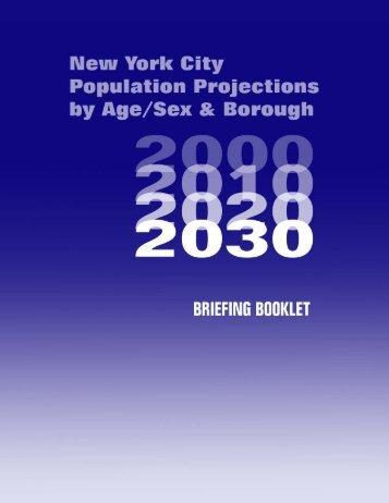 Briefing Booklet - NYC.gov