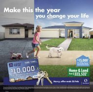 Make this the year you change your life - Stockland
