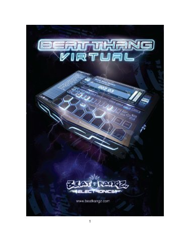 download beat thang virtual manual