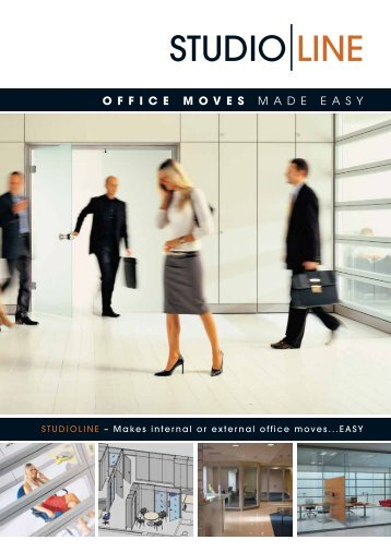 office moves made easy - studioline.ie