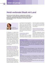 mit Heidi Balsiger, BE 2005