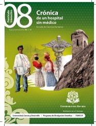 Crónica de un hospital sin médico - Universidad del Rosario