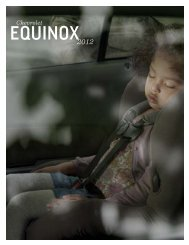 EQUINOX2012 - Chevrolet