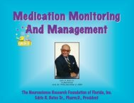 Medication Monitoring Medication Monitoring And Management And ...