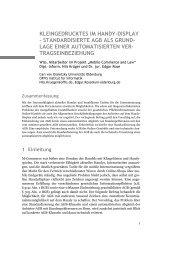 Standardisierte AGB - Lehrstuhl für Bürgerliches Recht - Carl von ...