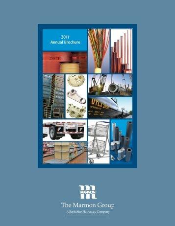 2011 Annual Brochure - Cerro Wire and Cable Company