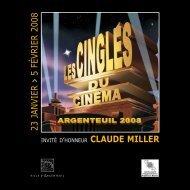 Cinglés du cinéma - Afc