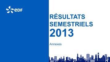 Téléchargez les annexes de la présentation (PDF, 7 ... - Finance - EDF