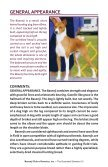 Illustrated Standard - the Basenji Club of America - Page 5