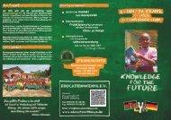 Vereins-Flyer 2012 - Education4kenya