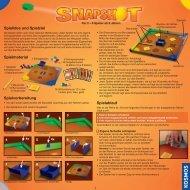 Spielidee und Spielziel Spielmaterial Spielvorbereitung Spielablauf