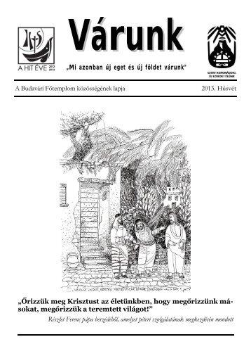 Húsvét (PDF - 997 KB) - Mátyás-templom