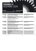encuentro iberoamericano de proyectos culturales - cceba - Page 6