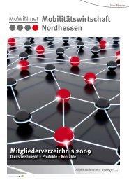 Mobilitätswirtschaft Nordhessen - promotion Nordhessen