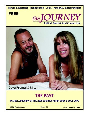 July-August 2008 - The Journey Magazine