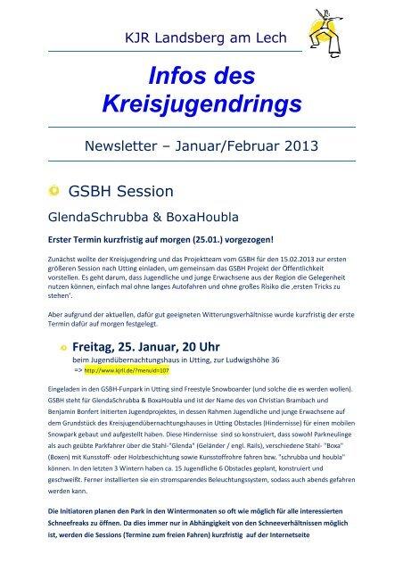 NewsletterKJR Landsberg - Nr. 91 Januar-Februar 2013.pdf