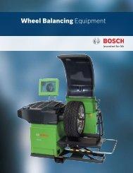 Wheel Balancing Equipment - aesco
