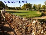 September 11, 2012 Flooding