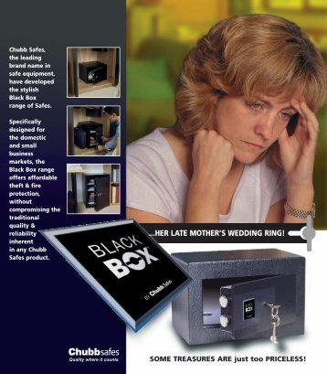 Black Box - Actfast Locksmith