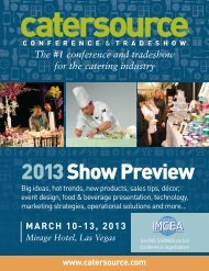 2013 Show Preview - IMCEA